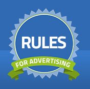 Rules for advertising your caravan