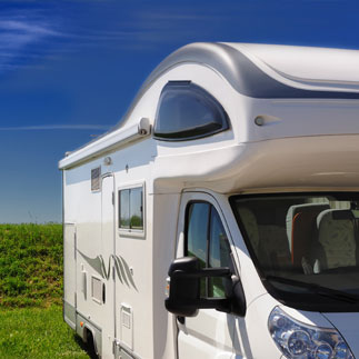 Parks for motorhomes